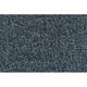 ZAMAF00256-Ford Mustang Mercury Capri Floor Mat 8082-Crystal Blue  Auto Custom Carpets 8886-160-1096000000
