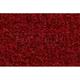 ZAMAF00261-Ford Mustang Mercury Capri Floor Mat 815-Red