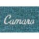 ZAMAF00213-1974-81 Chevy Camaro Floor Mat 802-Blue  Auto Custom Carpets 9191-160-1088173100