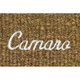 ZAMAF00211-1974-81 Chevy Camaro Floor Mat 830-Buckskin  Auto Custom Carpets 9191-160-1110173100