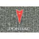 ZAMAF00229-1974-81 Pontiac Firebird Floor Mat 857-Medium Gray