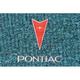 ZAMAF00227-1974-81 Pontiac Firebird Floor Mat 802-Blue
