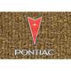 ZAMAF00225-1974-81 Pontiac Firebird Floor Mat 830-Buckskin