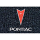 ZAMAF00223-1974-81 Pontiac Firebird Floor Mat 7130-Dark Blue