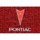 ZAMAF00220-1974-81 Pontiac Firebird Floor Mat 8801-Flame Red  Auto Custom Carpets 9191-160-1131371000