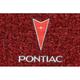 ZAMAF00230-1974-81 Pontiac Firebird Floor Mat 7039-Dark Red/Carmine  Auto Custom Carpets 9191-160-1061371000