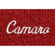 ZAMAF00206-1974-81 Chevy Camaro Floor Mat 8801-Flame Red  Auto Custom Carpets 9191-160-1131173100
