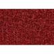 ZAMAF00202-1974-81 Chevy Camaro Pontiac Firebird Floor Mat 7039-Dark Red/Carmine  Auto Custom Carpets 9191-160-1061000000