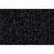 ZAMAF00130-1967-69 Chevy Camaro Floor Mat 01-Black  Auto Custom Carpets 10293-203-1219000000