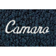 ZAMAF00147-1967-69 Chevy Camaro Floor Mat 07-Dark Blue  Auto Custom Carpets 10293-203-1225173100