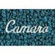 ZAMAF00146-1967-69 Chevy Camaro Floor Mat 17-Bright Blue  Auto Custom Carpets 10293-203-1235173100