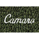 ZAMAF00154-1967-69 Chevy Camaro Floor Mat 30-Dark Olive Green