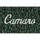 ZAMAF00153-1967-69 Chevy Camaro Floor Mat 08-Dark Green  Auto Custom Carpets 10293-203-1226173100