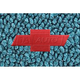 ZAMAF00167-1968-72 Chevy Chevelle Malibu Floor Mat 09-Medium Blue  Auto Custom Carpets 9204-203-1227113101