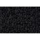 ZAMAF00164-1968-72 Chevy Chevelle Malibu Floor Mat 01-Black  Auto Custom Carpets 9204-203-1219000000