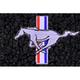 ZAMAF00117-1964-68 Ford Mustang Floor Mat 01-Black