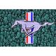 ZAMAF00121-1964-68 Ford Mustang Floor Mat 05-Aqua  Auto Custom Carpets 19503-203-1223114000
