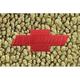 ZAMAF00173-1968-72 Chevy Chevelle Malibu Floor Mat 04-Ivy Gold  Auto Custom Carpets 9204-203-1222113101