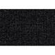 ZAMAF00196-1974-81 Chevy Camaro Pontiac Firebird Floor Mat 801-Black  Auto Custom Carpets 9191-160-1085000000