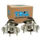 1ASHS01115-Pontiac Vibe Toyota Matrix Wheel Bearing & Hub Assembly Pair