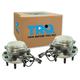 1ASHS01110-Wheel Bearing & Hub Assembly Pair