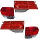 1ALTP01059-2008-10 Honda Odyssey Tail Light