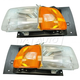 1ALHP01253-Headlight Pair  Dorman 888-5302  888-5301