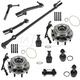 1ASFK05193-2005-07 Ford Steering & Suspension Kit