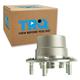 1ASHR00337-2002-05 Kia Sedona Wheel Bearing & Hub Assembly