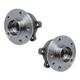 1ASHS01128-Volvo Wheel Bearing & Hub Assembly Pair