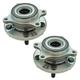 1ASHS01124-2005-12 Acura RL Wheel Bearing & Hub Assembly Pair