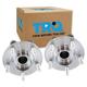 1ASHS01122-2013-16 Ford Fusion Lincoln MKZ Wheel Bearing & Hub Assembly Pair