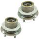 1ASHS01123-2002-03 Kia Sedona Wheel Bearing & Hub Assembly Pair