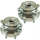 1ASHS01136-2009-11 Kia Borrego Wheel Bearing & Hub Assembly Pair