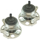 1ASHS01132-2009-15 Toyota Venza Wheel Bearing & Hub Assembly Pair