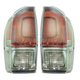 1ALTP01058-2016-17 Toyota Tacoma Tail Light Pair