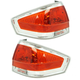 1ALTP01061-2008-11 Ford Focus Tail Light Pair