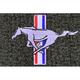 ZAMAF00278-1979-93 Ford Mustang Floor Mat 827-Gray