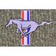 ZAMAF00280-1979-93 Ford Mustang Floor Mat 9199-Smoke