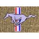ZAMAF00289-1979-93 Ford Mustang Floor Mat 7140-Medium Saddle  Auto Custom Carpets 8886-160-1068114000