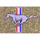 ZAMAF00285-1979-93 Ford Mustang Floor Mat 8384-Desert Tan  Auto Custom Carpets 8886-160-1114114000