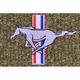 ZAMAF00283-1979-93 Ford Mustang Floor Mat 871-Sandalwood  Auto Custom Carpets 8886-160-1126114000