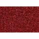 ZAICF00370-1969-70 American Motors AMX Passenger Area Carpet 7039-Dark Red/Carmine