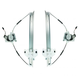 1AWRK00990-Jeep Liberty Window Regulator Pair