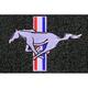 ZAMAF00291-1979-93 Ford Mustang Floor Mat 912-Ebony  Auto Custom Carpets 8886-160-1143114000