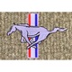 ZAMAF00294-1979-93 Ford Mustang Floor Mat 7099-Antelope/Light Neutral  Auto Custom Carpets 8886-160-1065114000