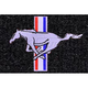 ZAMAF00292-1979-93 Ford Mustang Floor Mat 801-Black  Auto Custom Carpets 8886-160-1085114000