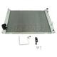 1ARAD01108-Radiator & Condenser Assembly