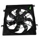 1ARFA00513-2011-13 Hyundai Sonata Kia Optima Radiator Cooling Fan Assembly