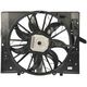 1ARFA00512-BMW Radiator Cooling Fan Assembly  Dorman 621-190